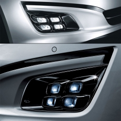 OEM LED Fog Lights+Covers