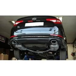 OEM Dual Exhaust Diffuser
