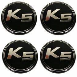 K5 OEM Wheel Caps