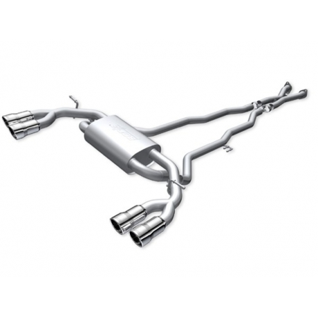 Borla Exhaust System: Stainless Steel Exhaust System Borla At Woreks.co