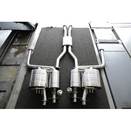 Jun Bl 3.3T-GDi EVC Catback Exhaust