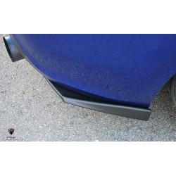 M&S ABS Rear Bumper Garnishes
