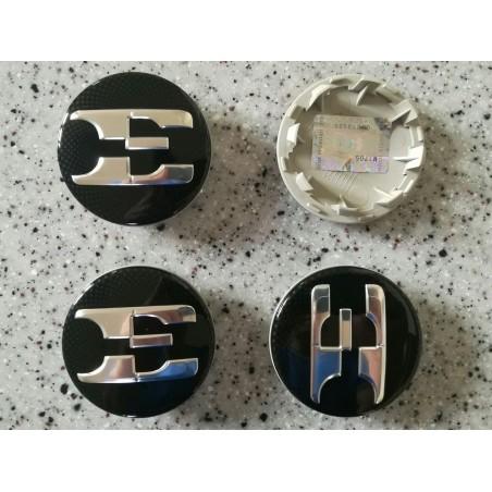 "KDM E 18"" Wheel Caps"