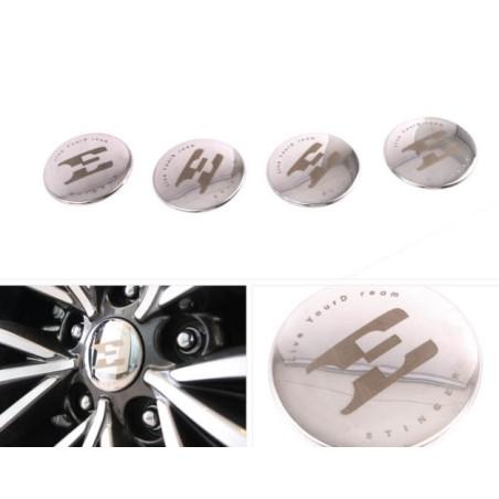 "Bricx 18"" Wheel Cap Covers"