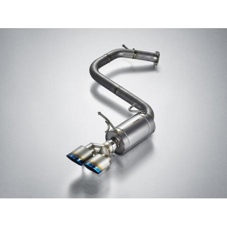 Jun Bl Single Titanium Sport Exhaust