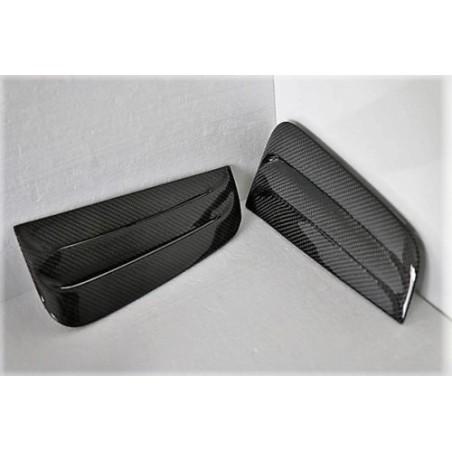 Carbon Fiber Side Fender Gills