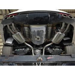 Caberu 3.3T EVC Catback Exhaust