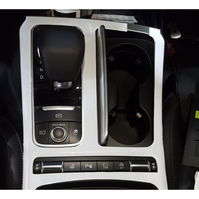 Kia Performance Center >> OEM Wireless Charging Pad+Center Console with Cup Holder kia stinger