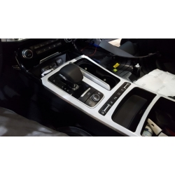 OEM Wireless Charging Pad+Center Console with Cup Holder