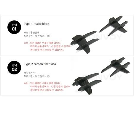 Convoy Bumper Canard Wings