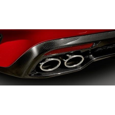 Tuon Carbon Fiber Rear Diffuser