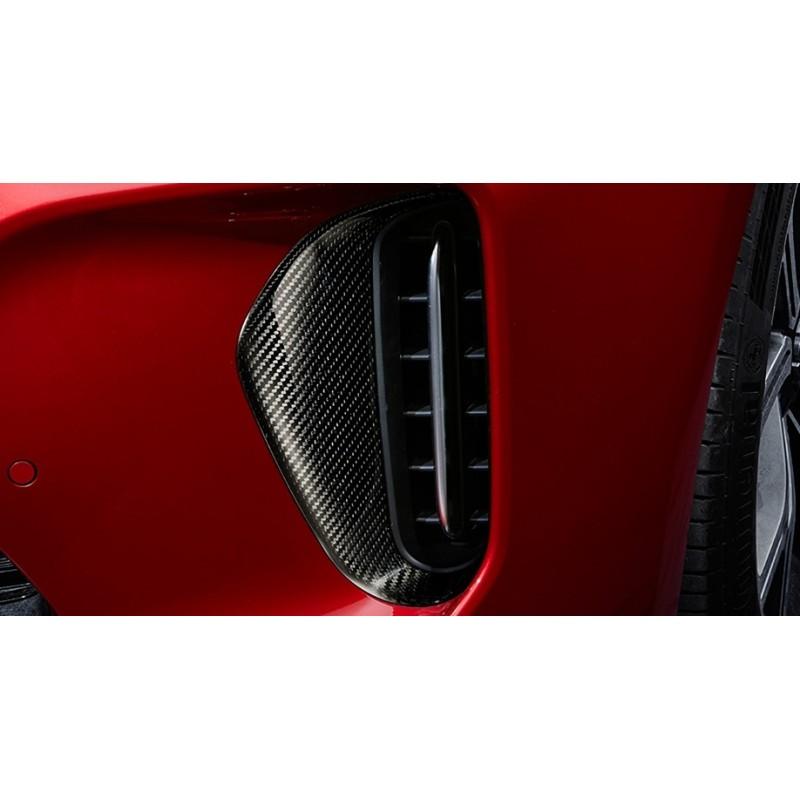 Tuon Carbon Fiber Front Bumper Vents