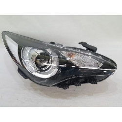KDM Halogen Clear Corner Headlights