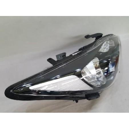 KDM Halogen Clear Corner Headlights