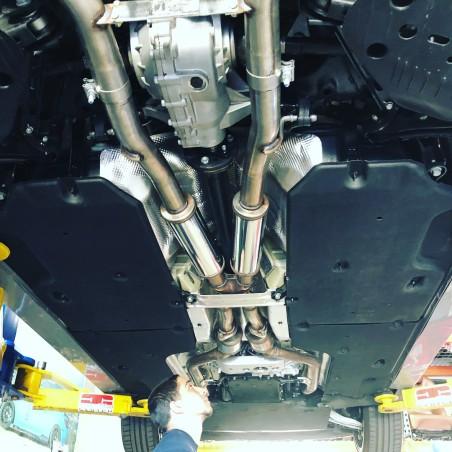 Magnaflow Catback Exhaust 2.0T&3.3T