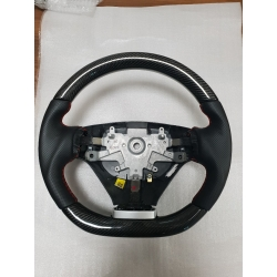Carbon Fiber Cut Steering Wheel