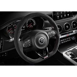 Tuon Alcantara Steering Wheel