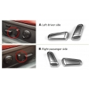 Exos Seat Lever Button Covers