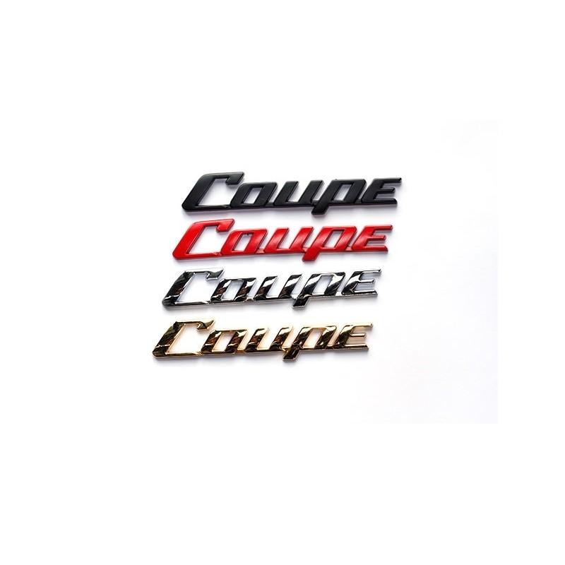 Coupe Kapoka Lettering