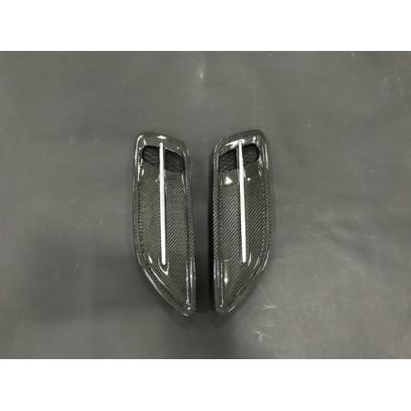 Carbon Fiber Functional Hood Vents