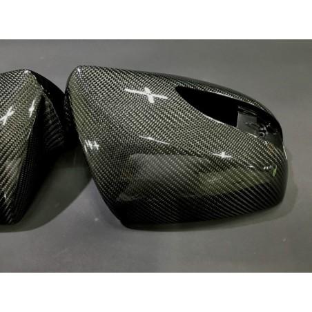 Element6 Carbon Fiber Side Mirrors