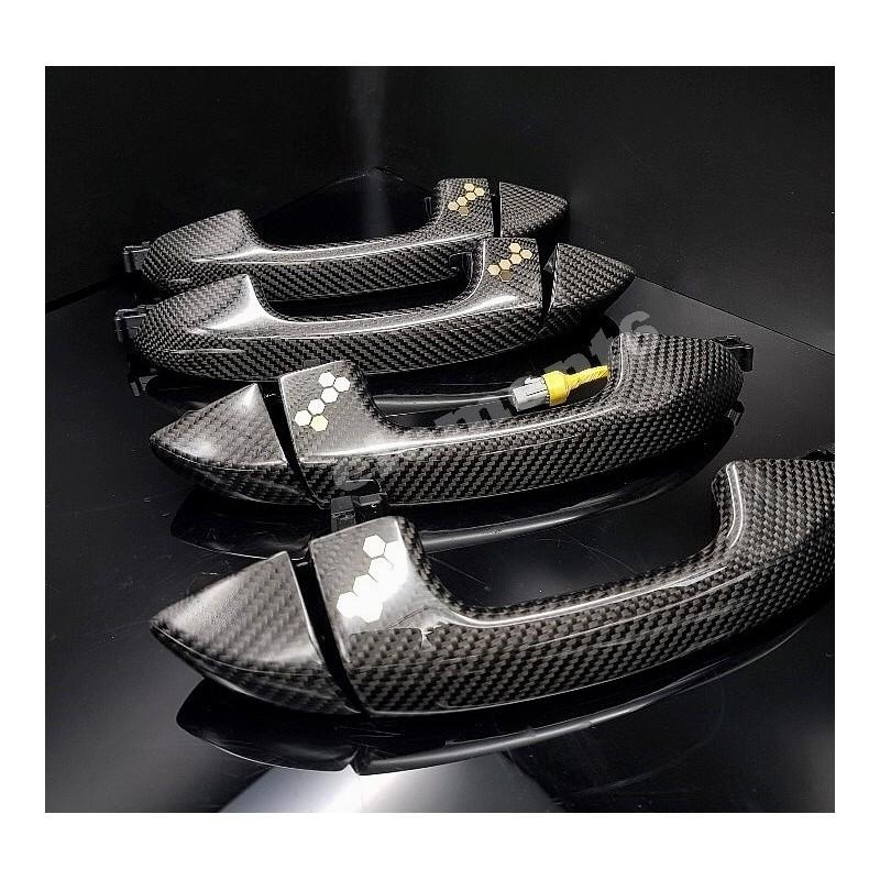 Element6 Carbon Fiber Door Handles