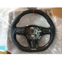 3.3 GT Carbon Fiber D-Cut Steering Wheel
