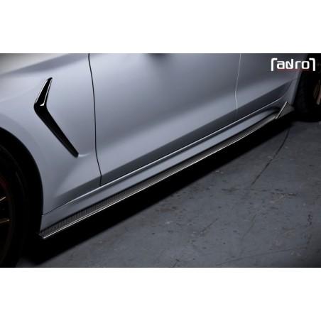 Adro Carbon Fiber Lip Kit