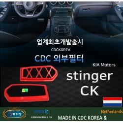 CDC External Air Conditioner / Heater Filter