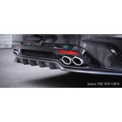 Adro CK Carbon Fiber Rear Diffuser