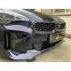 Element6 Carbon Fiber Front Bumper Moldings