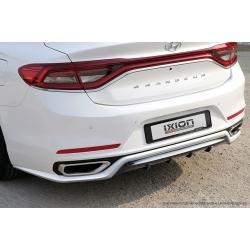 Ixion IG Rear Diffuser
