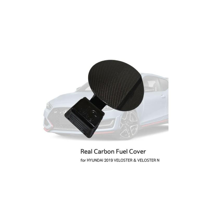 Carbon Fiber N Fuel Door