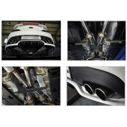 7ism 3.8 Racing Exhaust