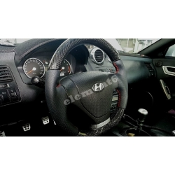 Carbon Fiber Cut Steering Wheel
