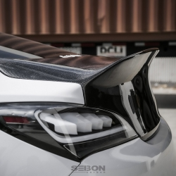 Seibon C-style Carbon Fiber Trunk Lid