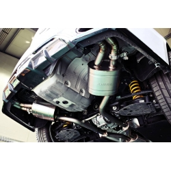 Jun Bl 3.3T-GDi G70 Titanium EVC Catback Exhaust
