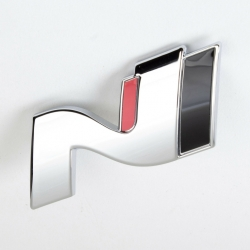 N Front Grill Emblem