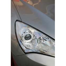 KDM Clear Corner HID Headlamps