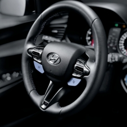OEM Steering Wheel + Airbag Assembly
