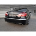 M&S BH Rear ABS Diffuser