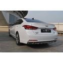 M&S DH Rear ABS Diffuser