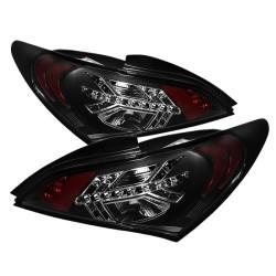 Spyder Auto LED Taillights (Black)