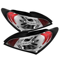 Spyder Auto LED Taillights (Chrome)