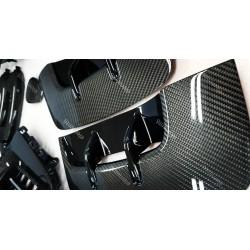 Element6 Carbon Fiber Fender Vents