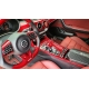 Element6 Red Carbon Fiber Charging Pad