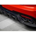 Adro CK V2 Carbon Fiber Rear Diffuser
