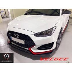 M&S Veloce Line Type S Lip Kit N