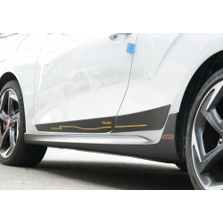 Convoy Side Door Guards JS