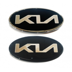 KIA Concept Badge Badge Set
